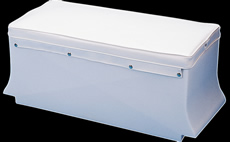 & Small Bench Seat (For 8u0027 - 10u0027 inflatable boats)