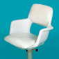 Key West Helm Seat - Chair Only (No Cushions Included)